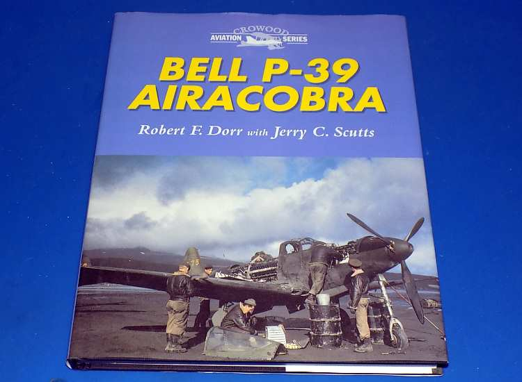 Crowood Bell P-39 Airacobra