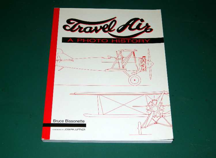Books Travel Air - A Photo History