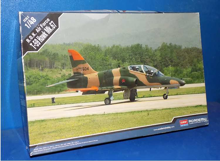 Academy T-59 Hawk Mk.67 ROK Air Force