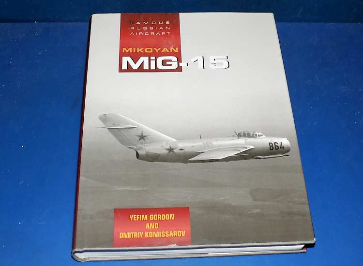 Midland Famous Russian Aircraft - Mig-15