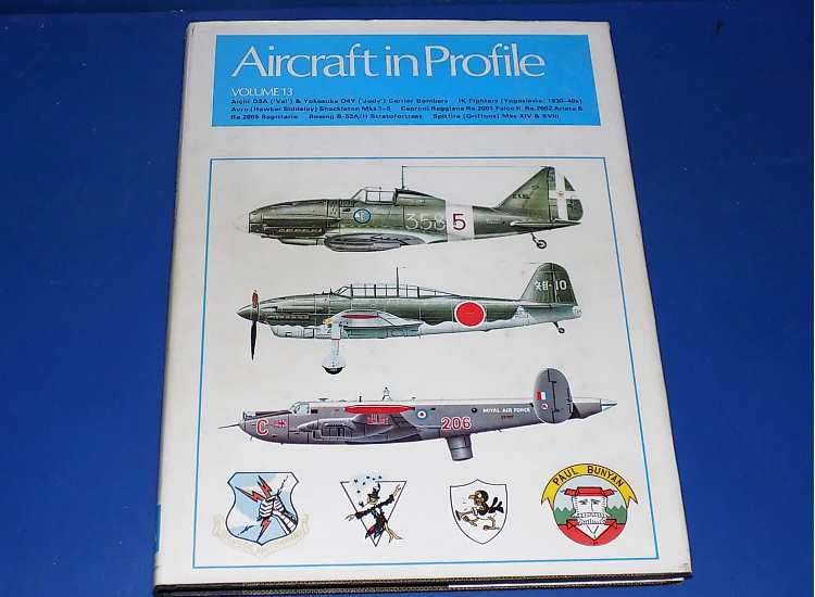 Aircraft in Profile Volume 13