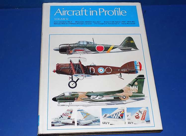 Aircraft in Profile Volume 12