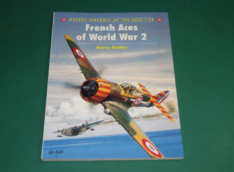 Osprey Aircraft of the Aces 28 - French Aces of World War 2