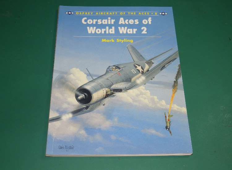 Osprey Aircraft of the Aces 8 - Corsair Aces of World War 2