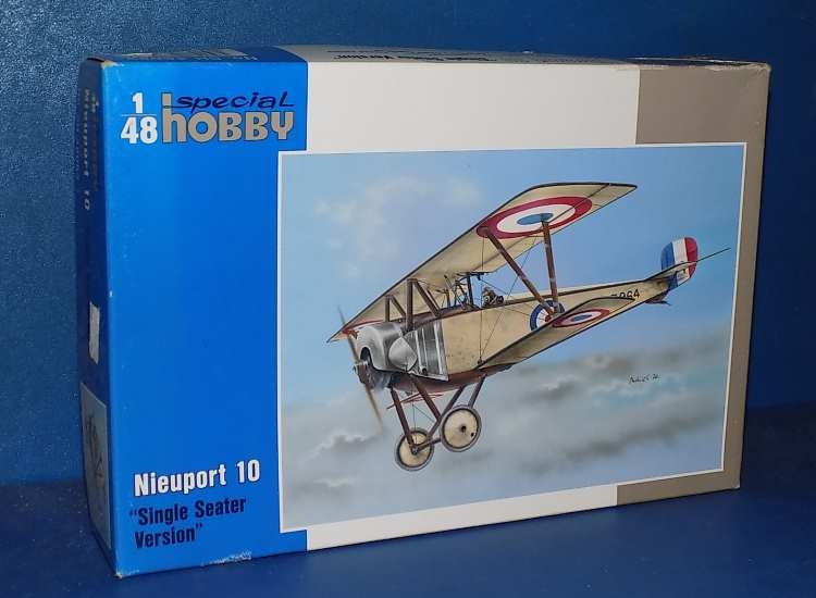 Special Hobby Nieuport 10 Single Seat