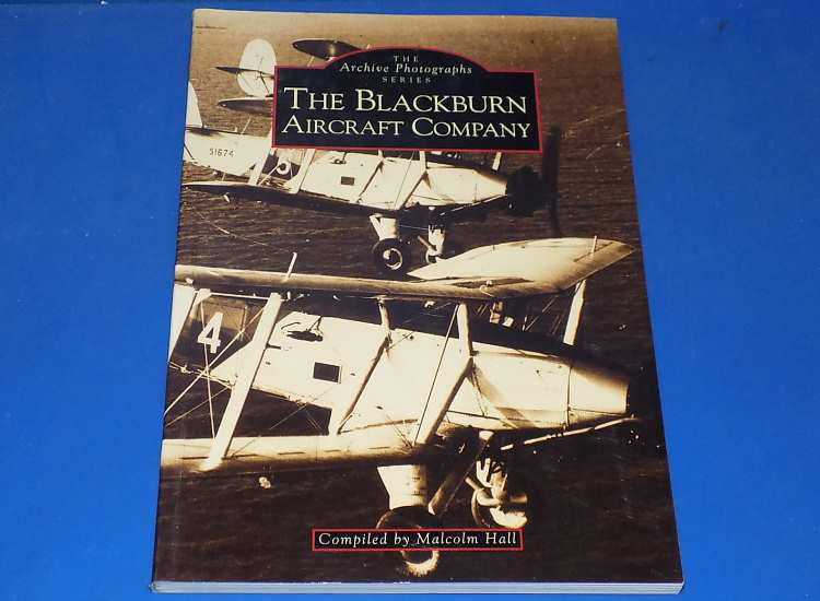 Books Archive Photographs - The Blackburn Aircraft Company