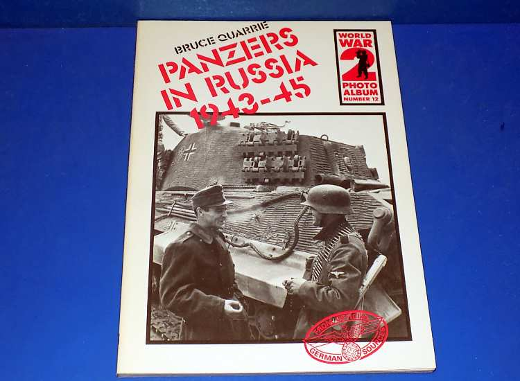 PSL Photo Album 12 - Panzers in Russia 1943-45