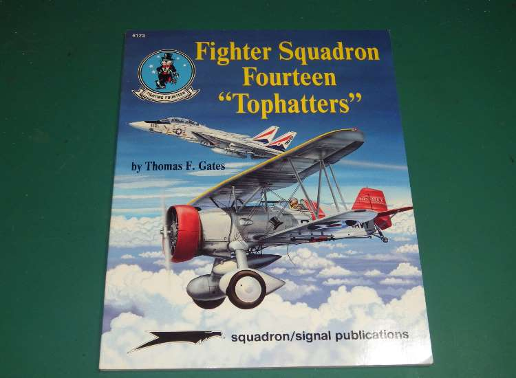 Squadron / Signal 6173 - Fighter Squadron Fourteen - Tophatters