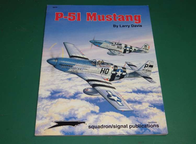 Squadron / Signal 6070 - P-51 Mustang