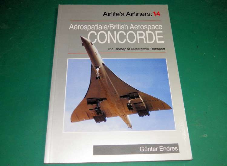 Airlife Airlife's Airliners 14 - Concorde