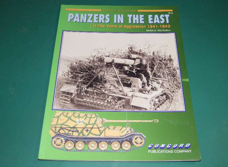 Concord 7015 - Panzers in the East (1) 1941-43