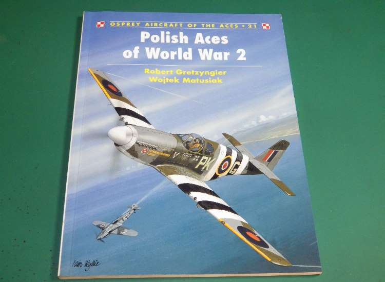 Osprey Aircraft of the Aces 21 - Polish Aces of World War 2