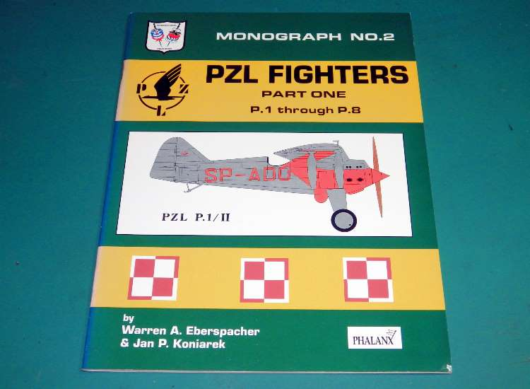 Monograph No2 - PZL Fighters Part 1