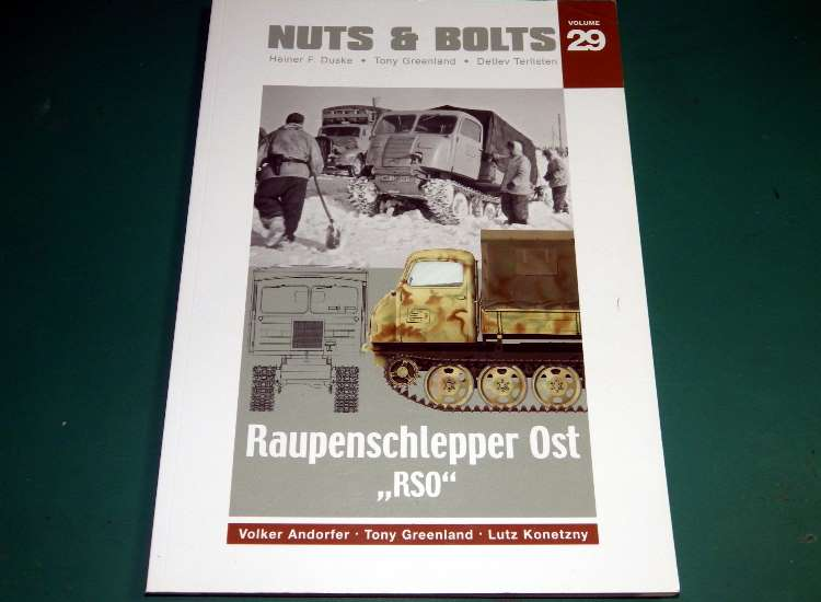 Nuts and Bolts - - 29 - Raupenschlepper Ost RSO Date: 00's