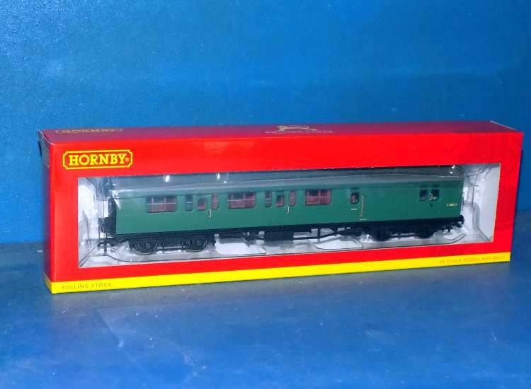 BR Bullied Suburban Composite Brake 3rd Coach 'S 2852 S'