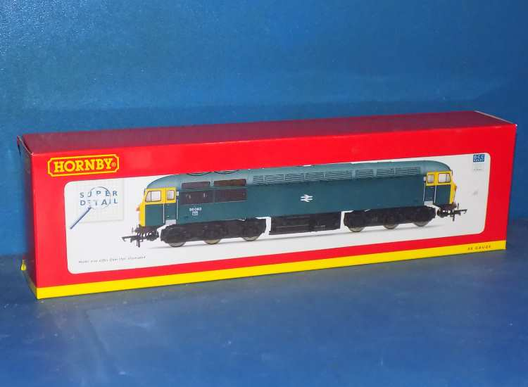 Hornby 00 R3050A Class 56 Locomotive BR Co-Co '56083' Date: 00's