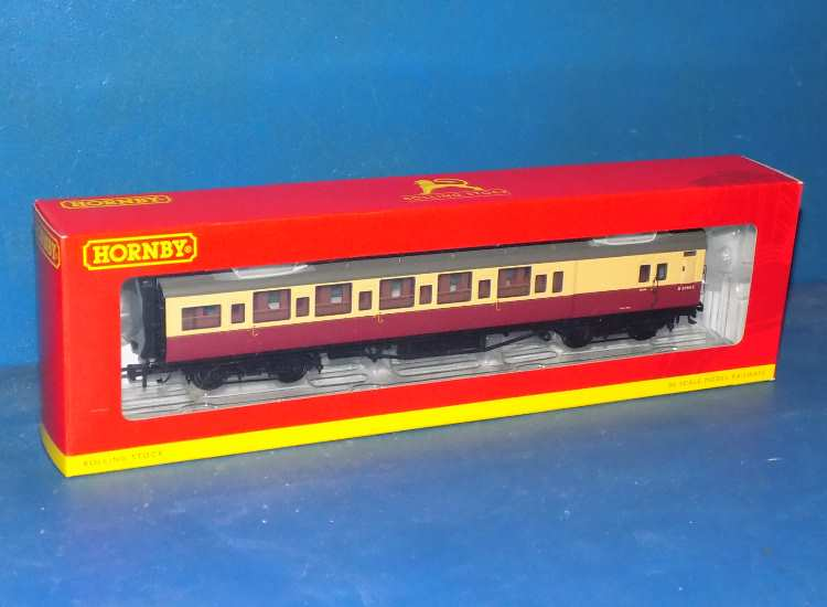 BR Maunsell 6 Compartment Brake Coach 'S 3790 S'