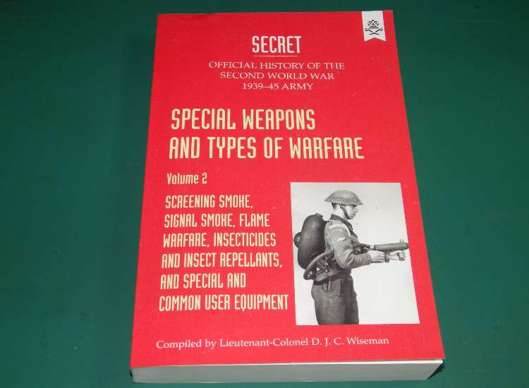 Books Special Weapons and Types of Warfare Vol 2