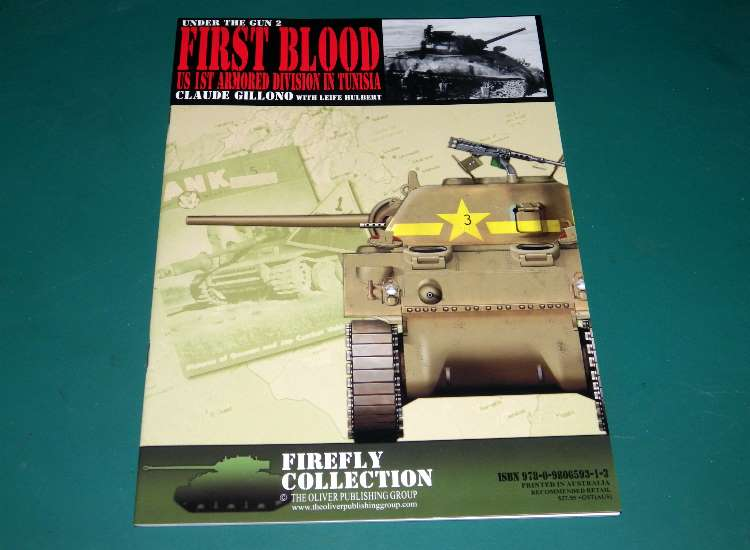 Firefly Collection Under the Gun 2 - First Blood US 1st Armored Division in Tunisia