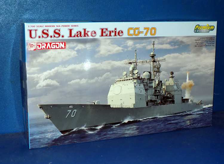 Dragon USS Lake Erie CG-70