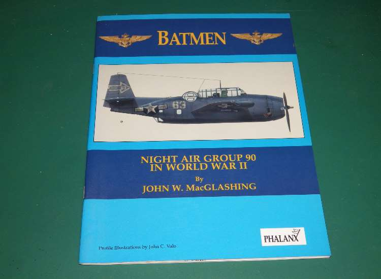 Phalanx Batmen - Night Air Group 90