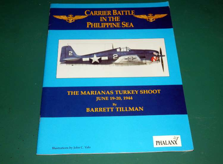 Phalanx Carrier Battle in the Philippine Sea - Marianas Turkey Shoot