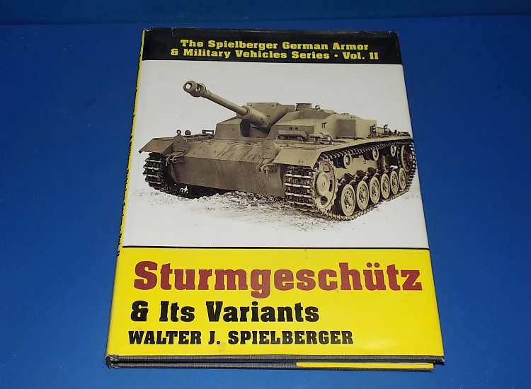 Sciffer Sturmgeschutz and its Variants