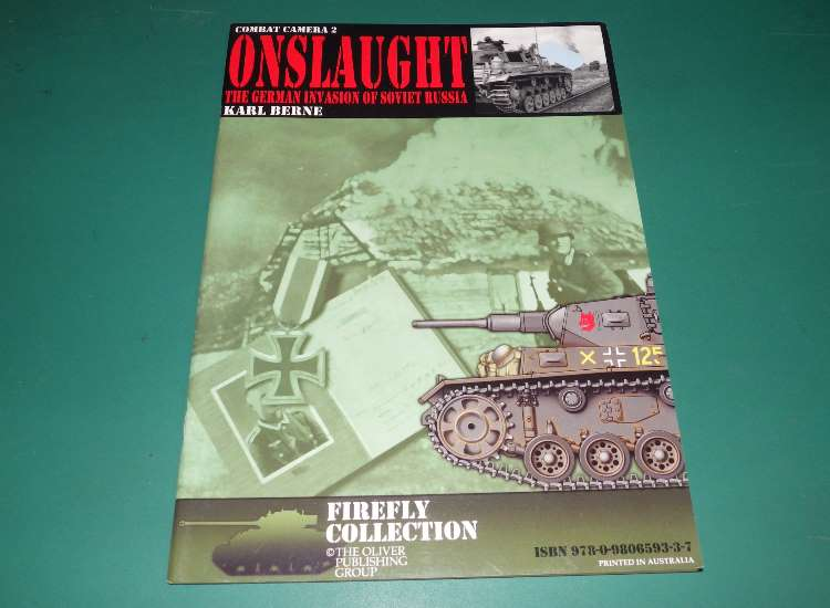 Firefly Collection Combat Camera 2 - Onslaught