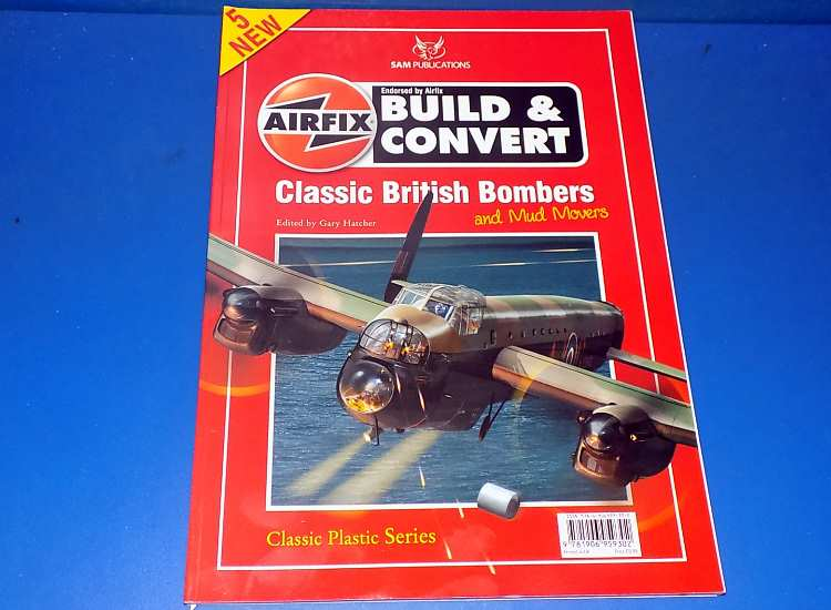 SAM Airfix Build & Convert 5 - British Bombers