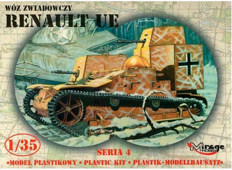 Mirage Hobby RENAULT UE Scout Tankette 35307