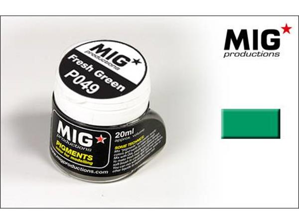 Mig Productions 20ml 00049 Pigment - Fresh Green