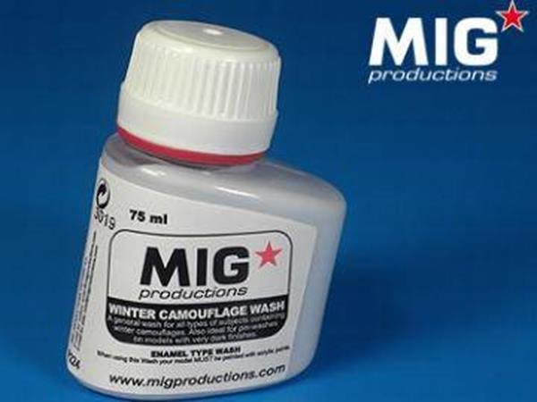 Mig Productions 75ml 00224 Winter Camouflage Wash