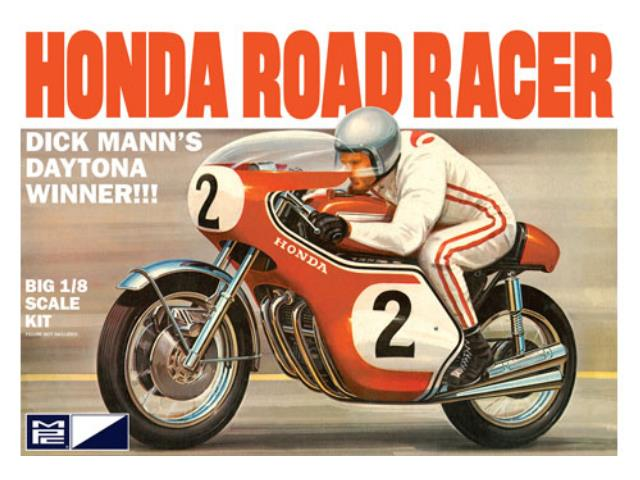 Dick Mann Honda 750 Road Racer Motorcycle