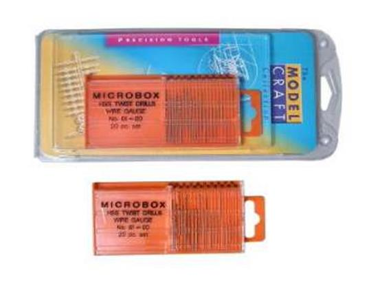 Microbox Drill Set (20) 61-80