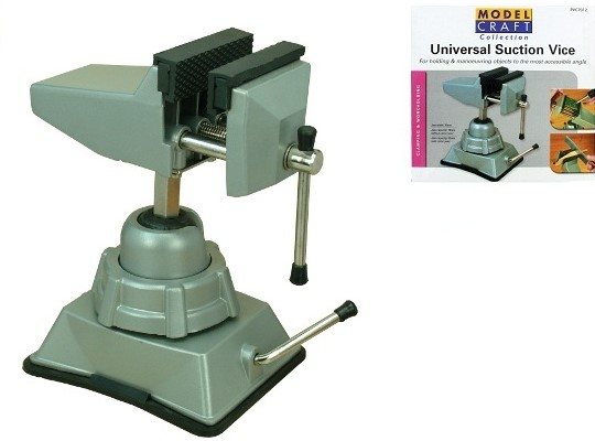 Universal Suction Vice