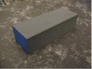 MFS Blue Sanding Block 300grit - 4 sided