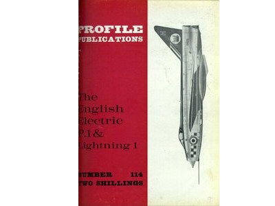 Profile Publications na 114 114 - The English Electric P.1 & Lightning 1