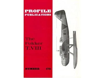 Profile Publications na 176 176 - The Fokker T.VIII
