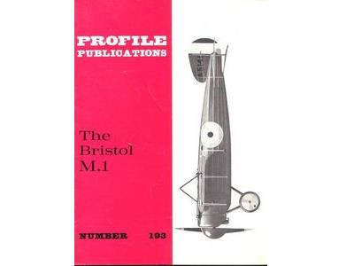 Profile Publications na 193 193 - The Bristol M.1A to M.1D