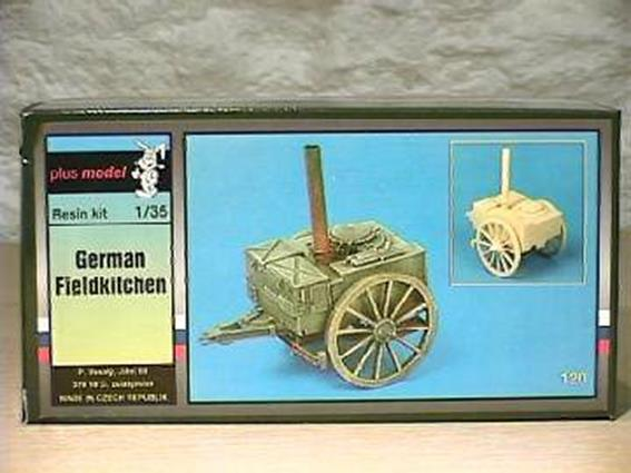 German Field Kitchen - complete kit