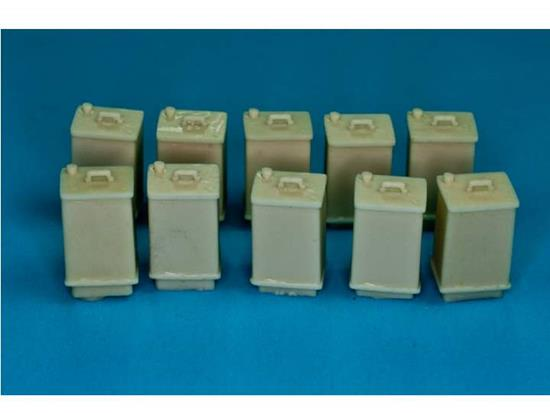 U.S. Army gasoline tanks 10pcs