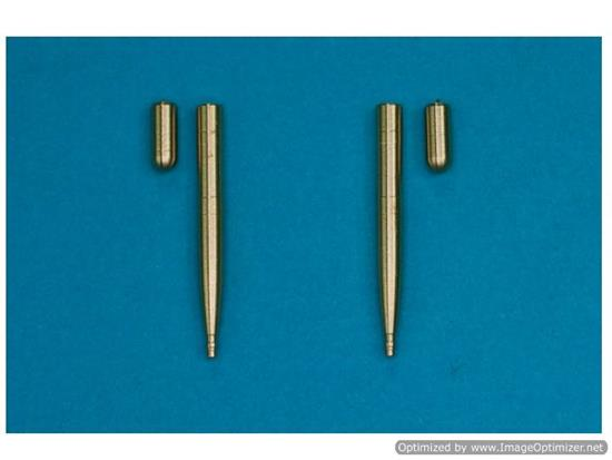 2 x 20mm Hispano cannons