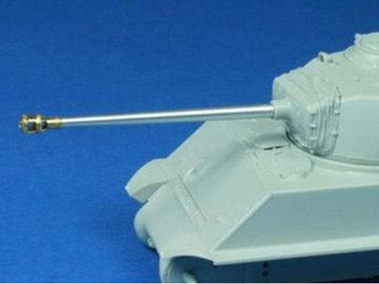 Gun Barrel 76.2mm L/55 Sherman M4A3E8
