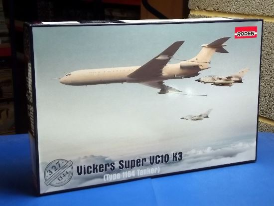 Roden Vickers Super VC-10  K3 Type 1164 Tanker