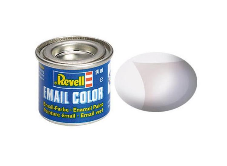 02 Clear Matt Enamel Paint