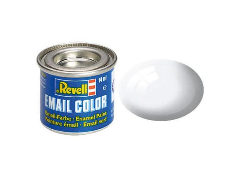 Revell 14ml 32104 04 White Gloss Enamel Paint