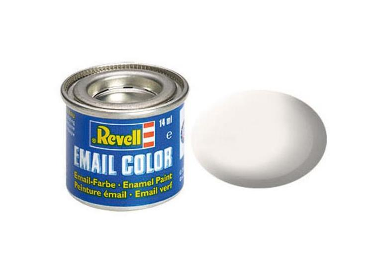 Revell 14ml 32105 05 Matt White Enamel Paint