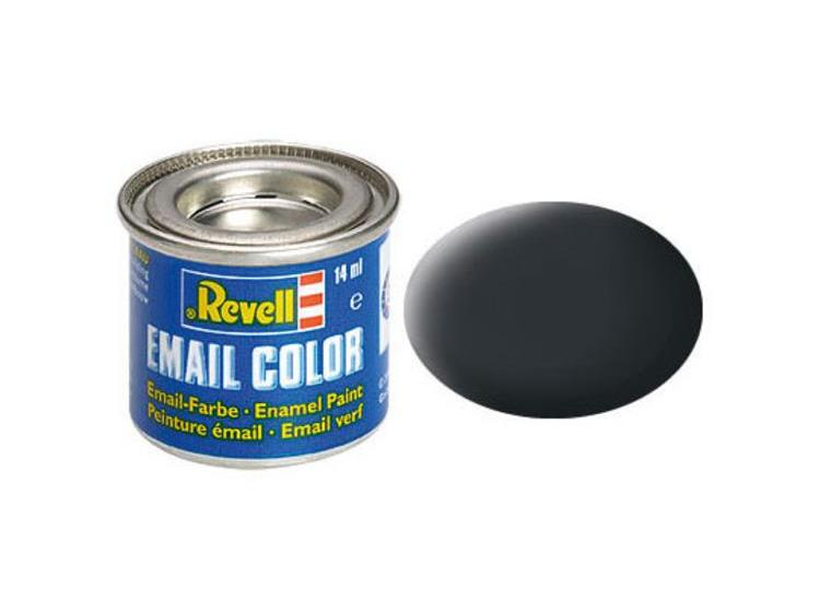 Revell 14ml 32109 09 Anthr. Grey Matt Enamel Paint