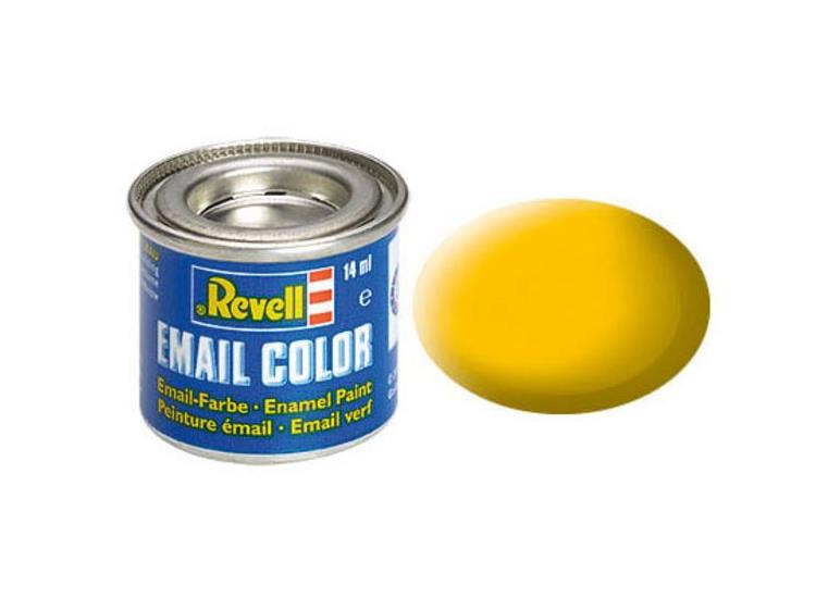 Revell 14ml 32115 15 Yellow Matt Enamel Paint