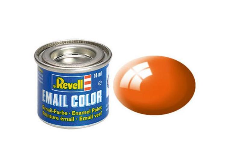 Revell 14ml 32130 30 Orange Gloss Enamel Paint